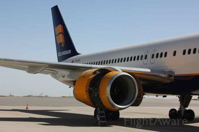 Photo of ice boeing 757 200 tf fii flightaware for Table th td tf