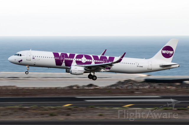 Photo of wow airbus a321 tf dad flightaware for Table th td tf