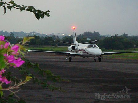 Photo of Cessna Citation 1SP (N25MB) FlightAware